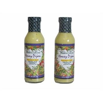 Walden Farms Honey Dijon calorie Free and 24 oz