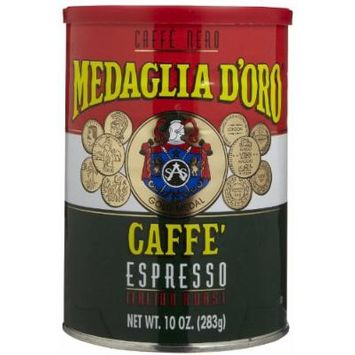 Medaglia D' Oro D'Oro Regular Coffee, Can-10 oz