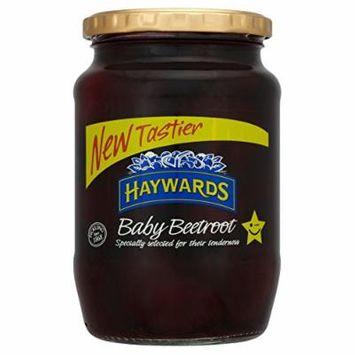 Haywards Baby Beetroot in Vinegar 330g. Jar
