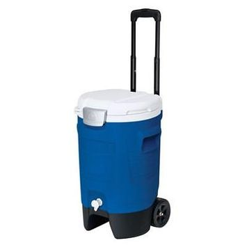 Igloo Sport Beverage Roller 5 Gallon 18.9 Liter Drinking Water