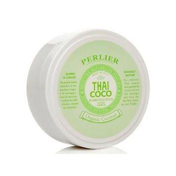 Perlier Thai Organic Coconut Body Butter 6.7 Fl Oz