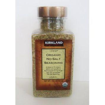 Kirkland Signature Organic No-Salt Seasoning 14.5 oz