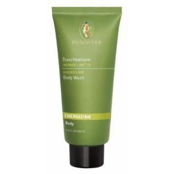Primavera Life - Energizing Ginger Lime Body Wash 6.8oz