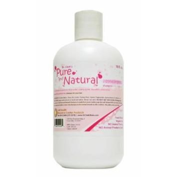 Dr. Clark Pure and Natural Hypoallergenic Shampoo, 16 oz