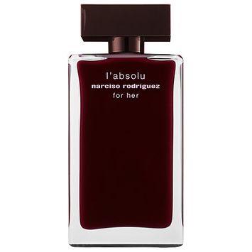 Narciso Rodriguez For Her L'absolu Eau de Parfum Spray