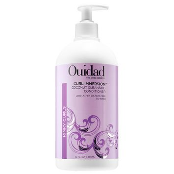 Ouidad Curl Immersion(TM) Coconut Cleansing Conditioner 32 oz