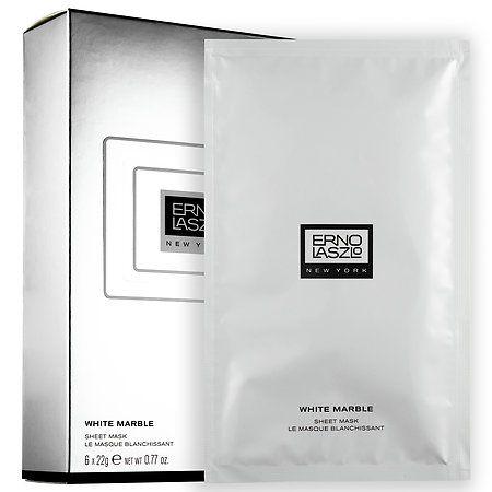 Erno Laszlo White Marble Sheet Mask Reviews 2019 Page 7