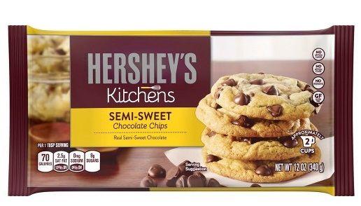 Hershey's Semi Sweet Chocolate Baking Chips