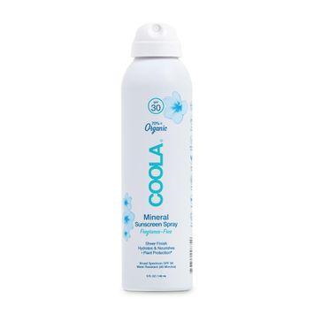 COOLA Organic Suncare Collection Mineral Body Organic Sunscreen Spray SPF 30