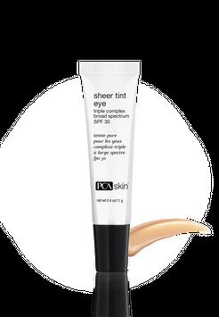 PCA Skin® Sheer Tint Eye Triple Complex Broad Spectrum SPF 30