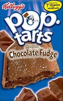 Pop Tarts Chocolate Fudge 14.7 Ounce 8 Count - Kellogg's