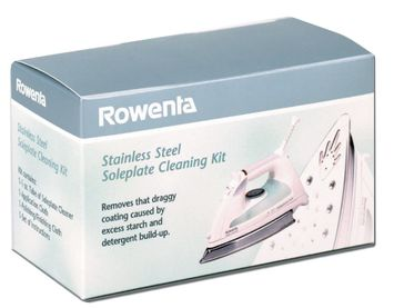 Soleplate Cleaning Kit ZD100 by Rowenta Krups