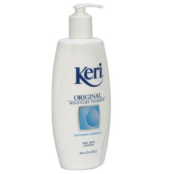 Keri Original Moisture Therapy Dry Skin Lotion, Soothing Formula, 15 oz (425 g) - BRISTOL-MYERS PRODUCTS COMPANY