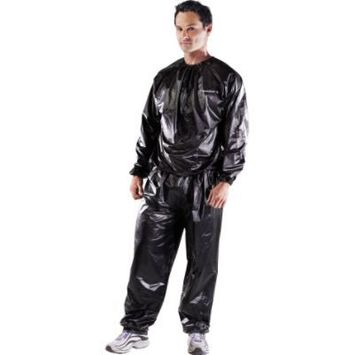 NordicTrack Vinyl Reducing Suit XL - WEIDER HEALTH AND FITNESS