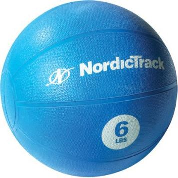 NordicTrack 6 lb. Medicine Ball - WEIDER HEALTH AND FITNESS