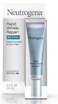 Neutrogena rapid wrinkle repair results by Skin D.